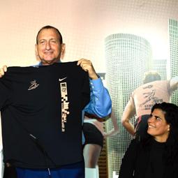 """2939 - מרתון סמסונג תל-אביב-יפו 2019, יקרא """"מרתון הקלוריות""""."""