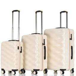3355 - מזוודות מחומרים ממוחזרים ומתכלים? יש דבר כזה!