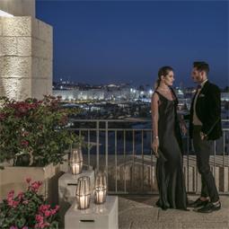 """3398 - ט""""ו באב 2019, במלון מצודת דוד, בירושלים."""